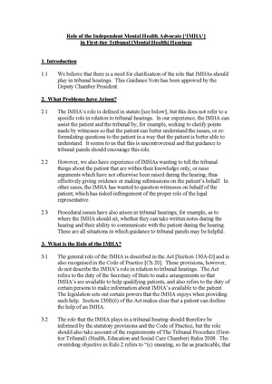 2011-05 Practice Note on role of IMHAs at hearings.pdf