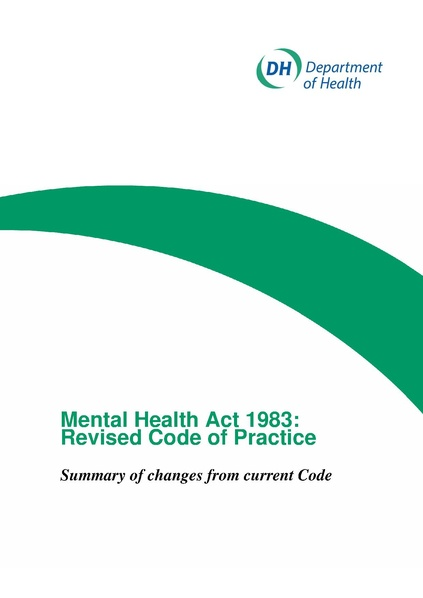 File:MHA Code of Practice - summary of 2008 changes.pdf